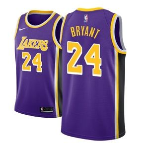 Los Angeles Lakers #24 Kobe Bryant Jersey